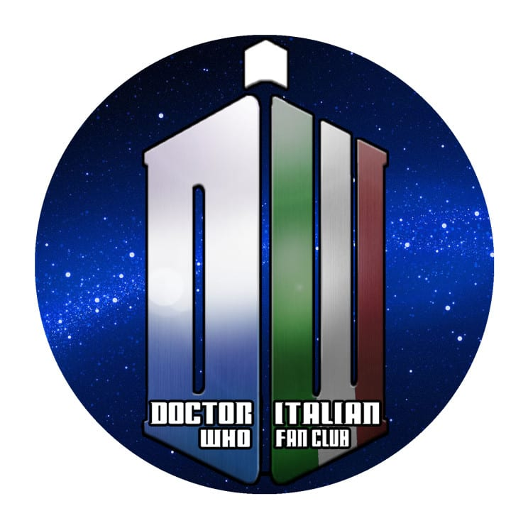 Doctor Who Italian Logo CERCHIO