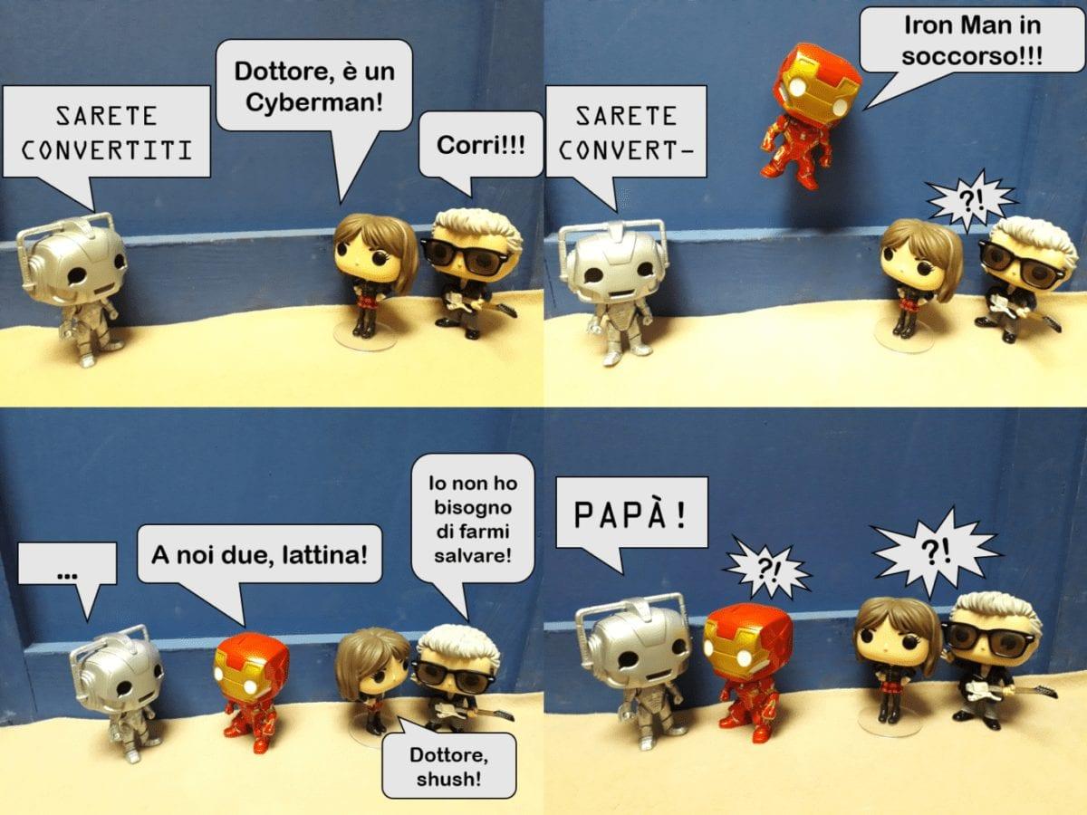 EPISODIO V. Al Dottore e Clara arriva un aiuto inaspettato dal mondo Marvel!