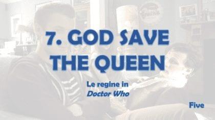 """Doctor Who Italian Fan Club Pubblicato da Martina Ponsa """"Mi piace"""" aggiunto alla Pagina · 25 maggio · Modificato ·    Una maratona sulle regine passate, presenti e... future in Doctor Who!"""