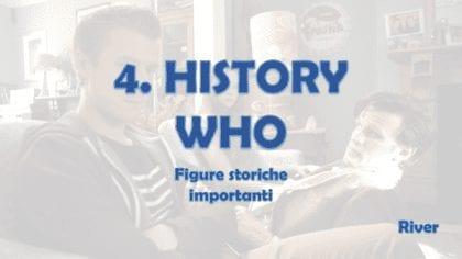 La storia ci spiega il passato per non ripetere i suoi errori. Ma se non riusciamo a capirli una prima volta, forse un Dottore può aiutarci a capire meglio!