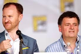 File:Mark Gatiss & Steven Moffat.jpg - Wikipedia